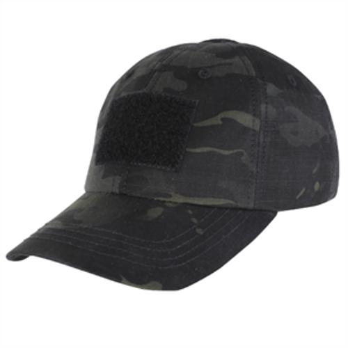 Condor Tactical Cap - MultiCam Black