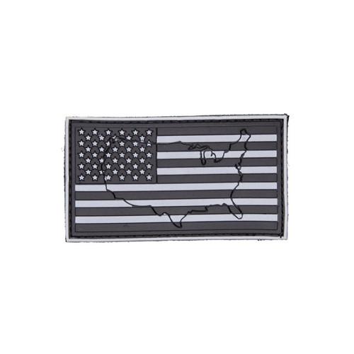 US Flag - SWAT (Raised) - Morale Patch