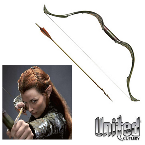 Tauriel Elven Bow & Arrow
