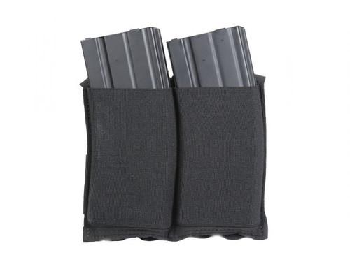 Blue Force Gear Helium Whisper Ten Speed Double M4 Pouch - Black