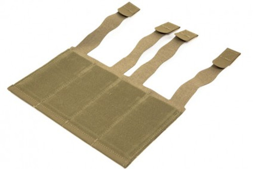 Blue Force Gear Helium Whisper Ten Speed QUAD MP7 Magazine Pouch - Coyote Brown