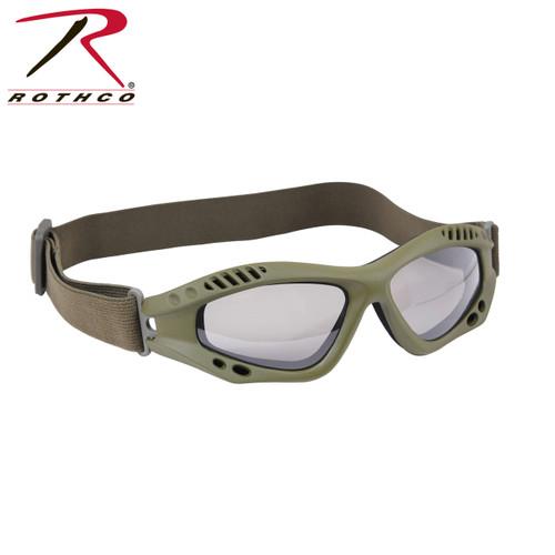 Ventec Tactical Goggles - Olive Drab