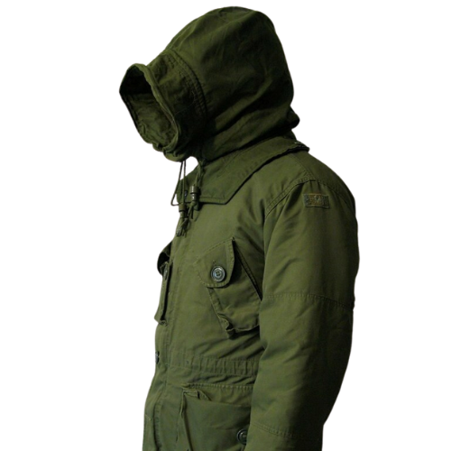 Canadian Armed Forces Arctic Parka
