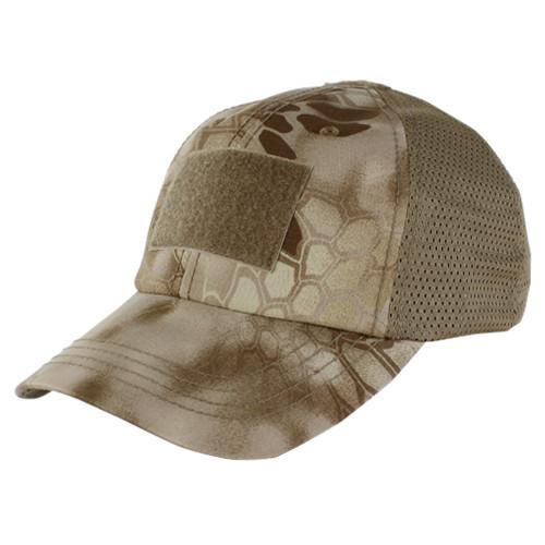 Condor Mesh Tactical Cap - Kryptek Nomad
