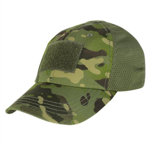 Condor Mesh Tactical Cap - Multicam Tropic