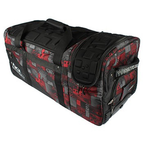 Eclipse Classic Gear Bag - Pixel Red