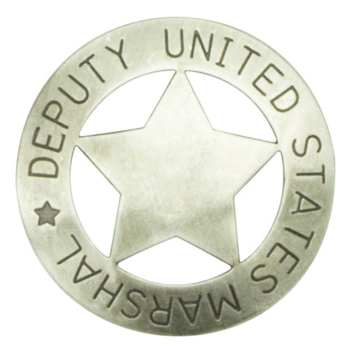 Denix Deputy United States Marshal Badge
