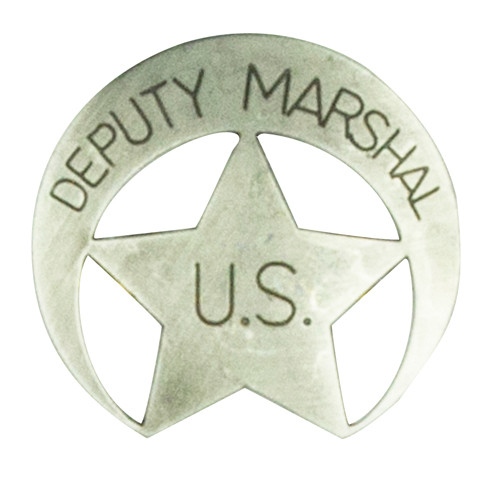 Denix United States Deputy Marshal Badge