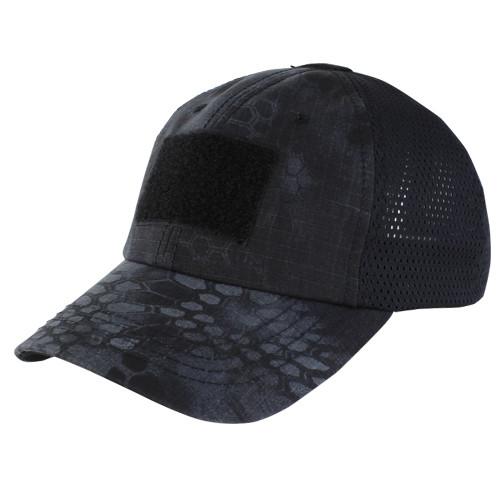 Condor Mesh Tactical Cap - Kryptek Typhon