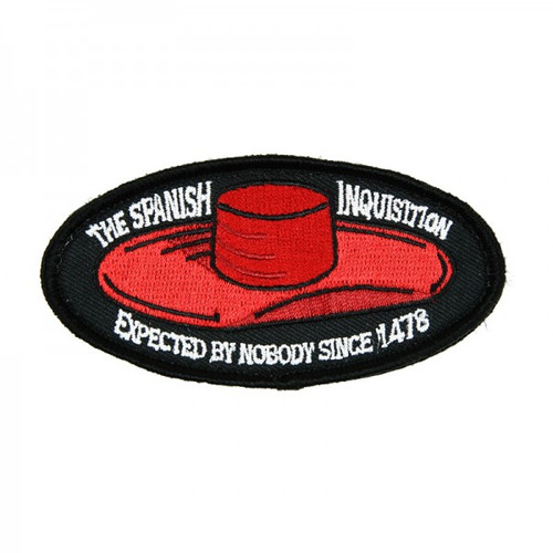 Spanish Inquisition - Morale Patch