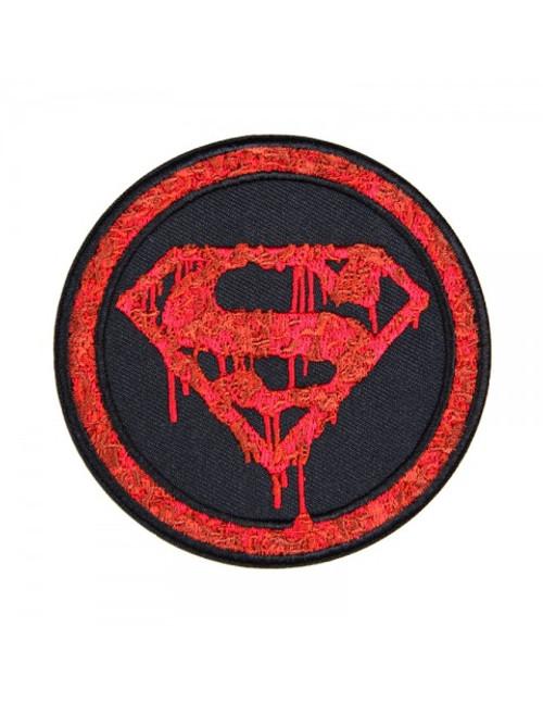 Superman - Large - Morale Patch