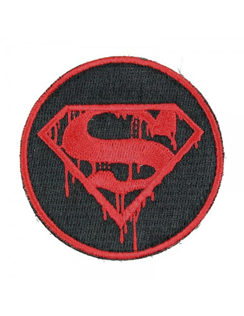 Superman - Small - Morale Patch