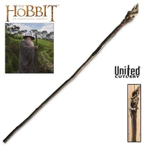 The Hobbit Gandalf Staff & Wall Display Plaque