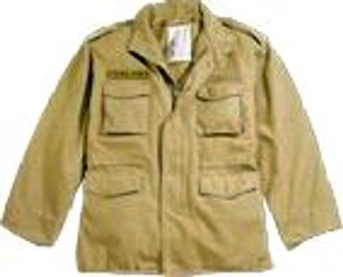 M-65 Vintage Jacket - Khaki