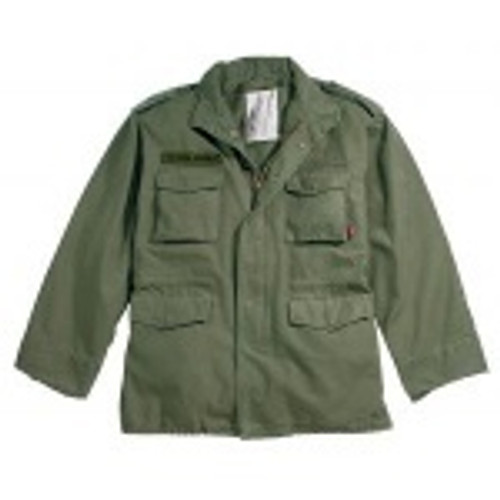 M-65 Vintage Jacket - Olive Drab