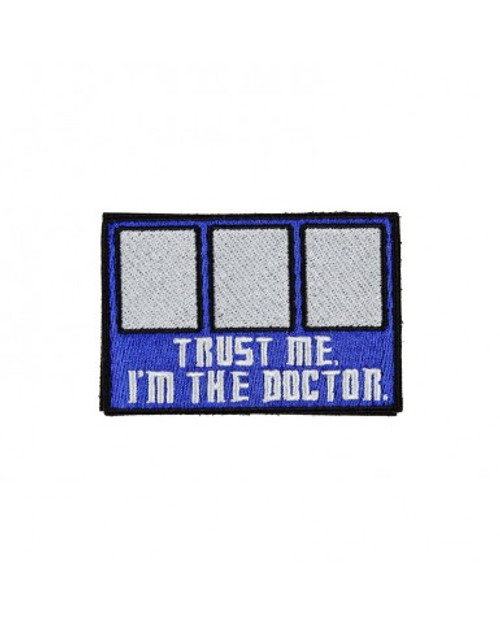 Trust Me, I'm the Doctor - Morale Patch