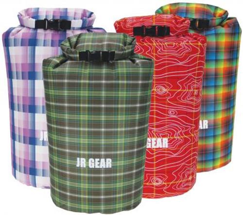 JR Gear Pattern Dry Bag