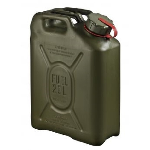 Canadian Armed Forces Scepter Jerry/Fuel Can