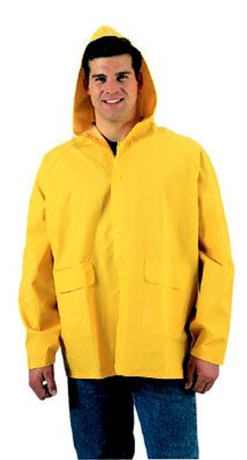 Rain Jacket PVC - Yellow