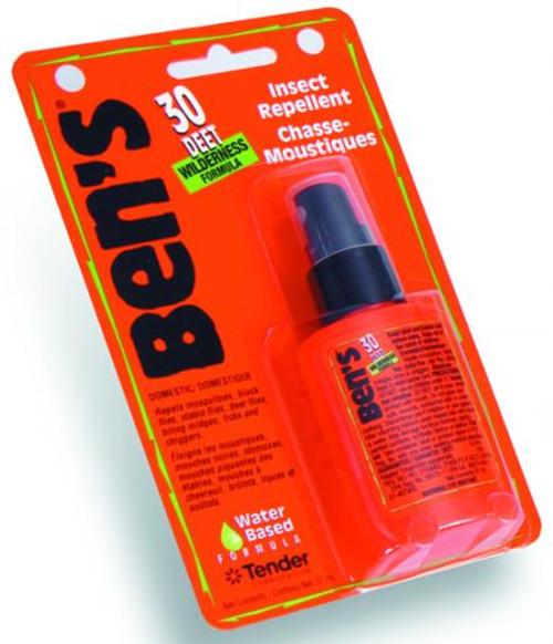 Ben's 30% Deet Repellent