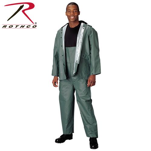Rain Suit PVC