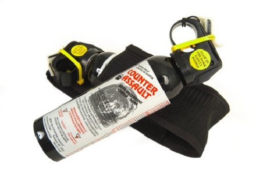 Nylon Holster for Bear Spray