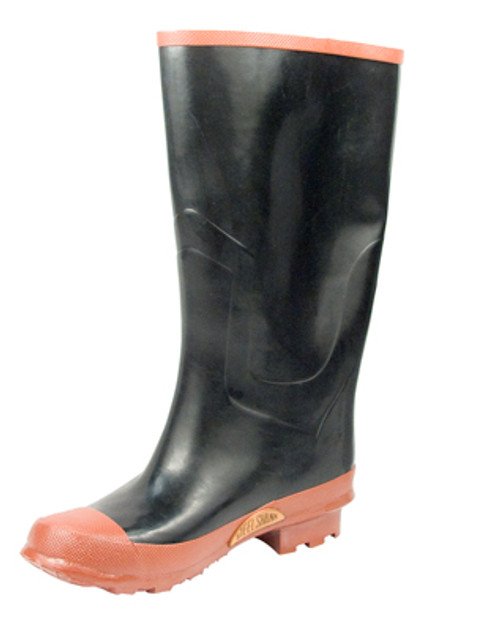 Rubber Knee Boots