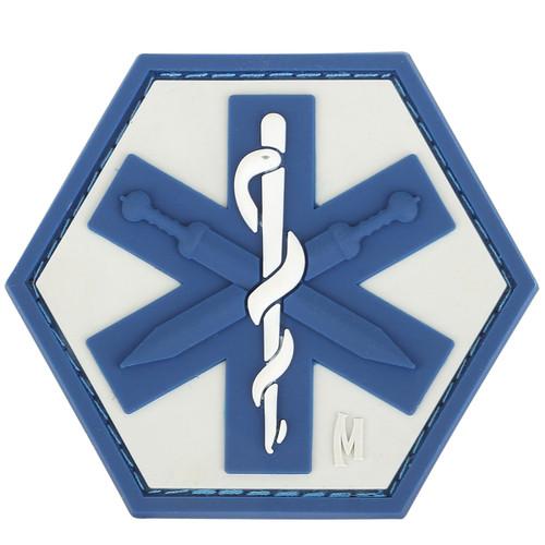 Medic Gladiator PVC - Morale Patch - Full Colour