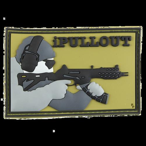 iPullout PVC - Morale Patch