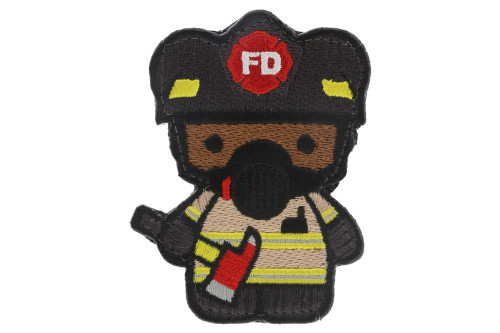 "ORCA Industries ""Kuma Korps - Firefighter""- Morale Patch"