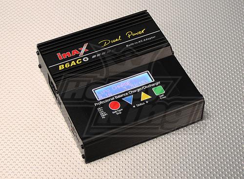 IMAX B6AC+ 50W/5A Computer Battery Balancer Charger (NiCd NiMh Lipoly LiMn)