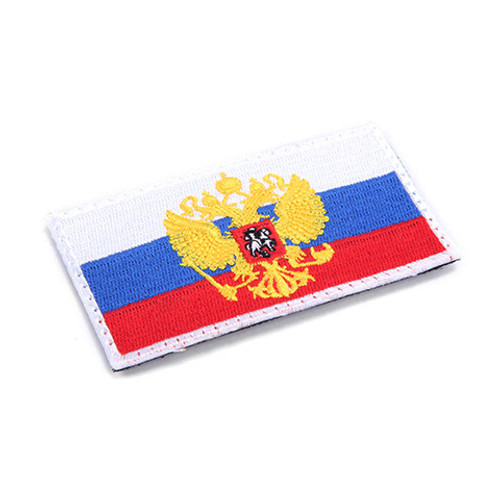 King Arms IFF Russian Embroidery Flag