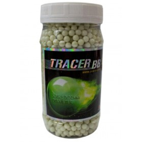 G&G Airsoft Tracer BB .20G 2400 Count Green Glow