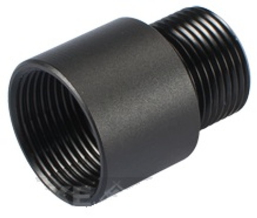 Matrix 16mm Positive to 14mm Positive Thread Adapter