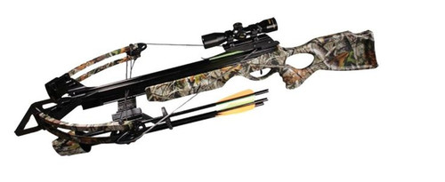 Maxxa Tech 350 Crossbow Package