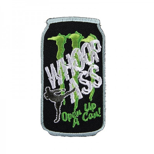 Can O Whoop Ass *Monster Limited Edition* - Moral Patch