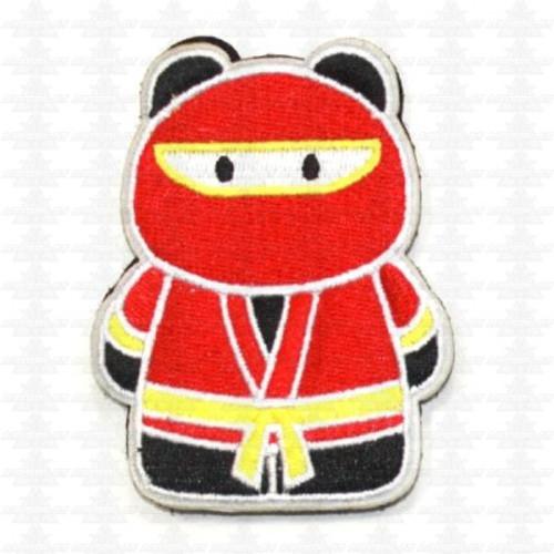 Epik Panda - Ninja - Morale Patch - Red / Yellow
