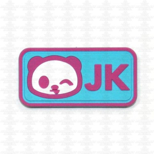 Epik Panda JK PVC - Morale Patch