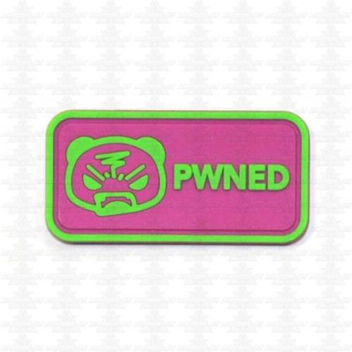 Epik Panda - PWNED PVC - Morale Patch