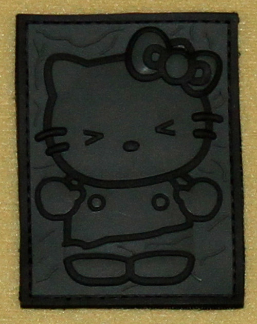 ORCA Industries - Carbonite Kitty PVC - Morale Patch