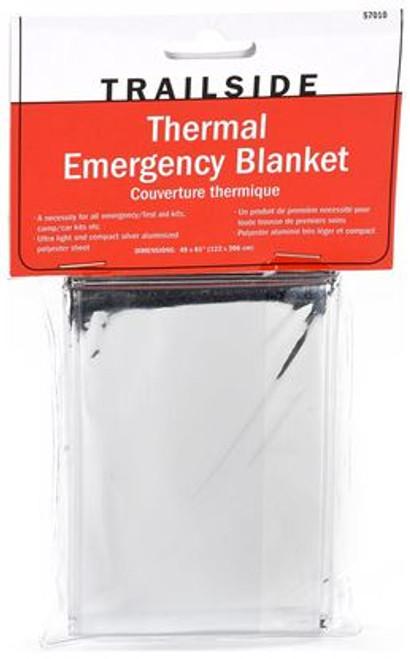 Trailside Thermal Emergency Blanket- 1PCS