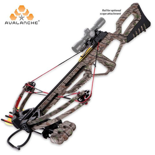 Jungle Sniper Tactical Compound Crossbow