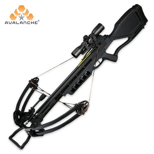 Huntsman XB175 Tactical Compound Crossbow