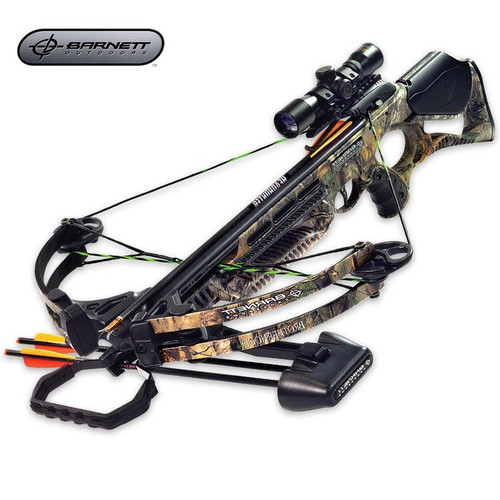 Barnett Brotherhood Realtree Xtra Crossbow