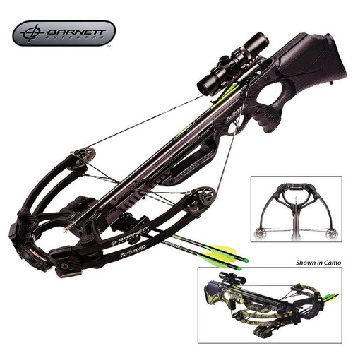Barnett Ghost 410 Crossbow With Sling