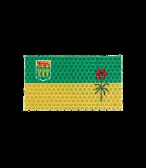 Saskatchewan Flag- HiViz - Morale Patch