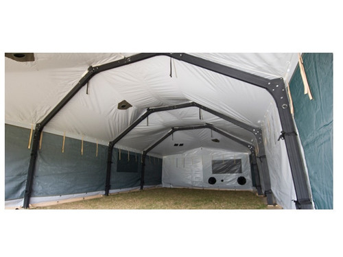 MGPTS Type III-Internal Arch w/Clear Architecture Tent