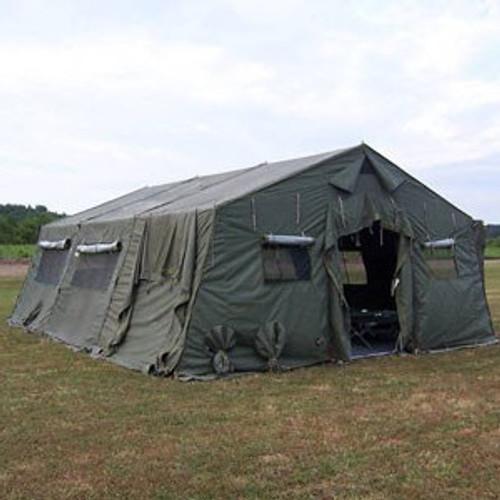 Temper Tent-U.S. Armed Forces - 20'X24'