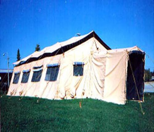 Temper Tent-U S  Armed Forces - 20'x32'