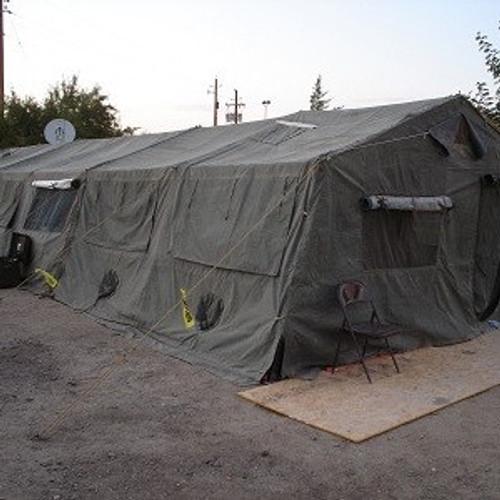 Temper Tent-U.S. Armed Forces - 20'x48'